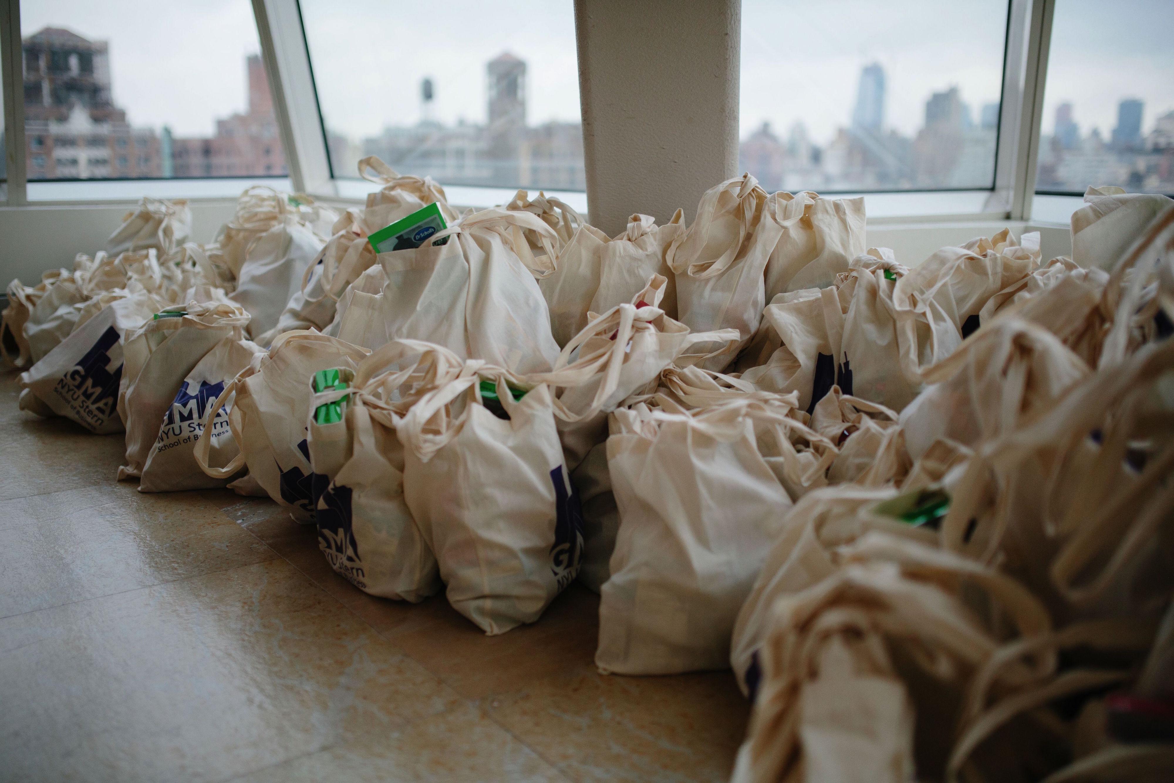 Goodie bags!!