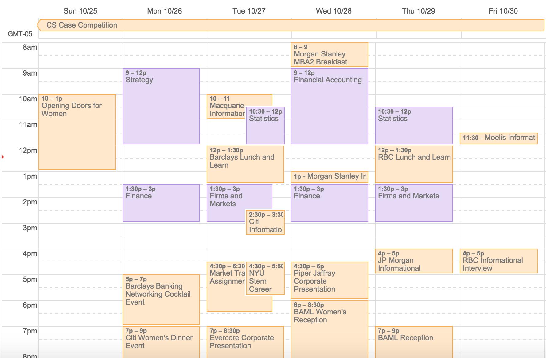 03-02 - Schedule
