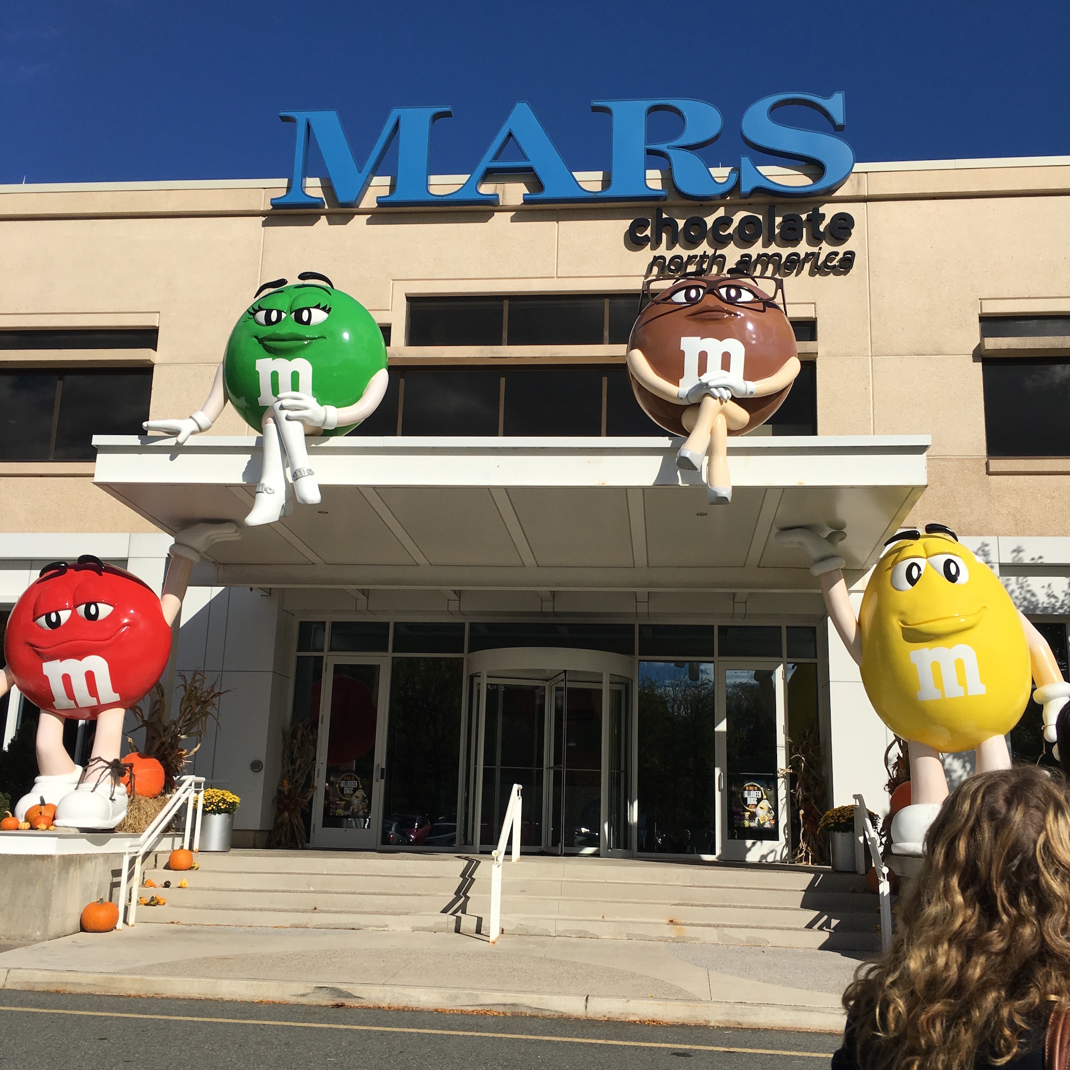 Friday company visits to Mars Chocolate